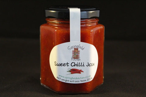 x SPRINGFIELD KITCHEN Sweet Chilli Jam 200ML