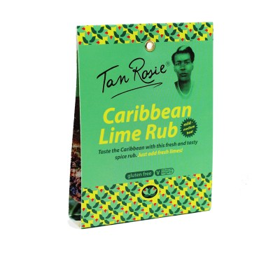 X TAN ROSIE Caribbean Lime Rub (mild/medium)