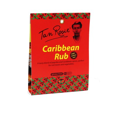 X TAN ROSIE Caribbean Rub (mild/medium)