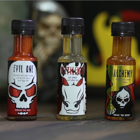 X GRIM REAPER Pestilence™ Hot Chilli Syrup