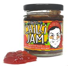 x TUBBY TOM'S Original Sweet Chilli Jam - 200g Jar