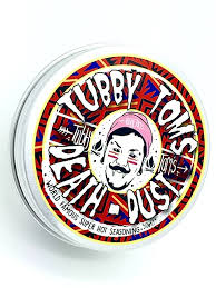 x TUBBY TOM'S DEATH DUST - CAROLINA REAPER RUB - (WORLDS HOTTEST CHILLI) - 50g