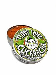 x TUBBY TOM'S La Cucaracha - Mexican Lime x Chilli Seasoning tin - 60g