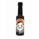 x TUBBY TOM'S Hot Smokey BBQ Sauce