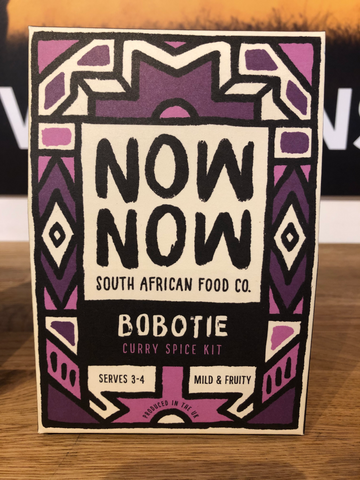 x Now Now South African Food Co. Bobotie Spice Mix