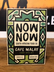 x Now Now South African Food Co.  Cape Malay Curry Kit