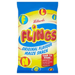 x WILLARDS Flings 150g