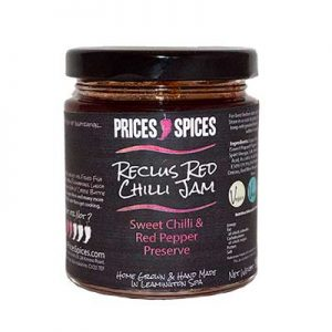 X PRICES SPICES Reclus Red Chilli Jam 190G