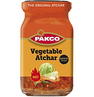 x PAKO Vegetable Atchar Hot