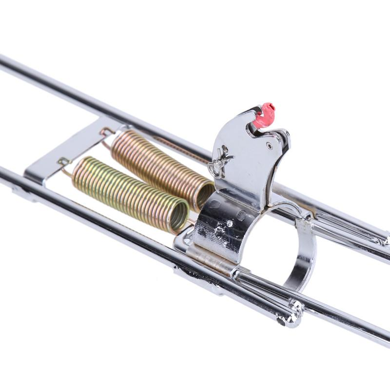 OutdoorCapitol™ Premium Rod Holder With Automatic Tip-Hook Setter
