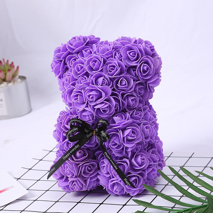 OutdoorCapitol™ Premium Valentine Roses Bear Perfect Gift