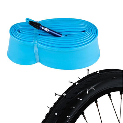 OutdoorCapitol™ Premium Puncture Resistant Bike Tube Tire Schrader/Presta