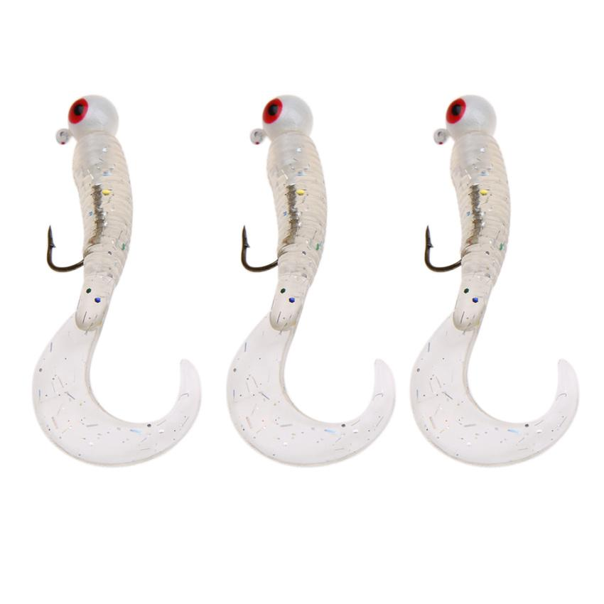 OutdoorCapitol™ Premium Shads Bait Set [17PCS]