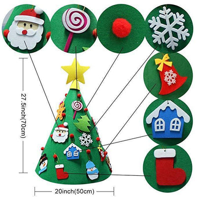 OutdoorCapitol™ Premium Christmas Toddlers Tree