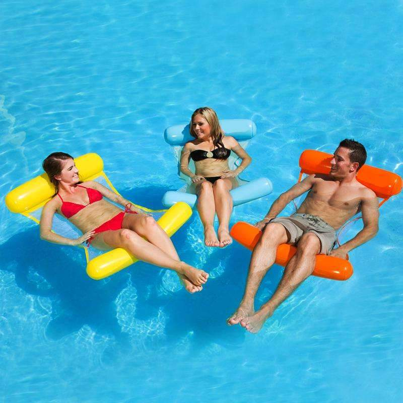 OutdoorCapitol™ Floating Water Hammock