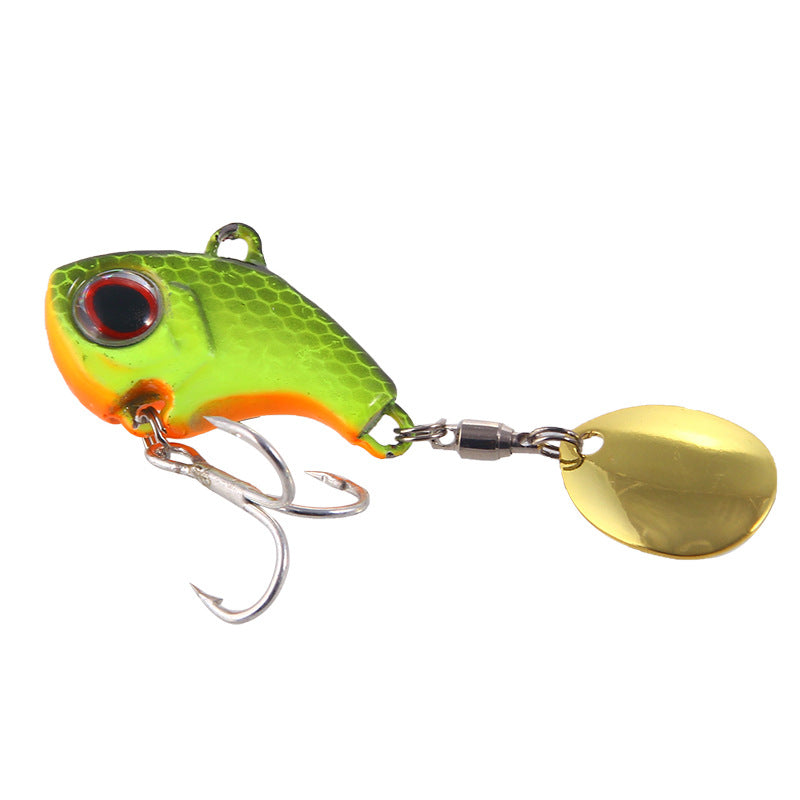 OutdoorCapitol™ Vibration Spinner Crank-bait