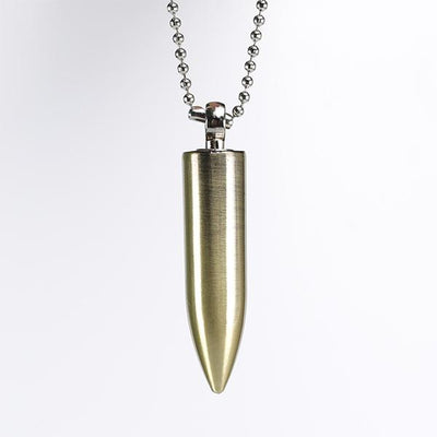 OutdoorCapitol™ Bullet Necklace Million Matches