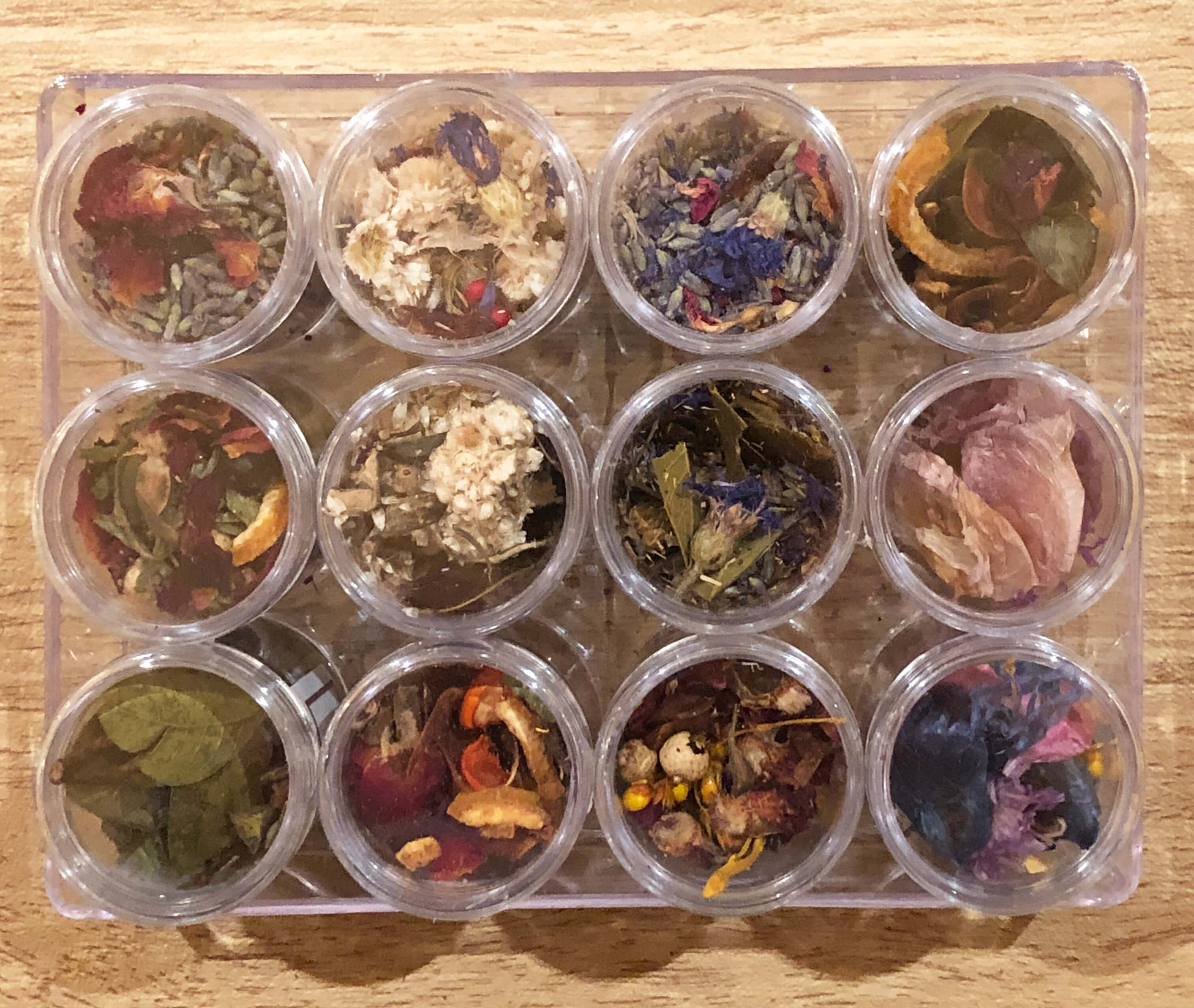 12 Jar Sample Kit