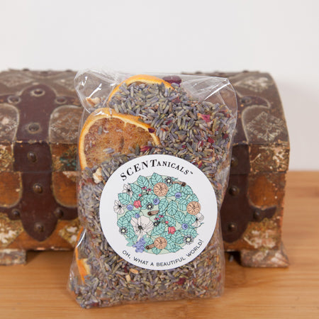 Dream A Little Dream Of Me - Scentanicals Scented Herbs & Botanicals