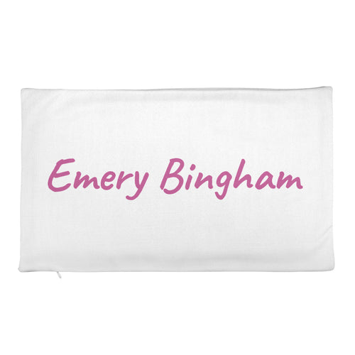 Rectangular Pillow Case only