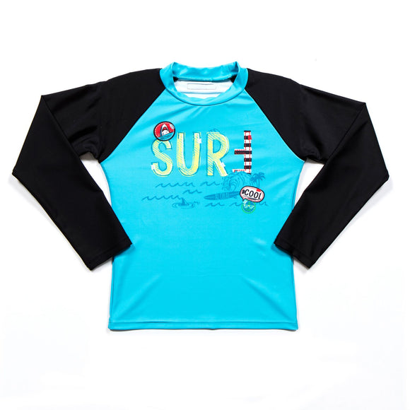 tshirt UV surf  s18s201