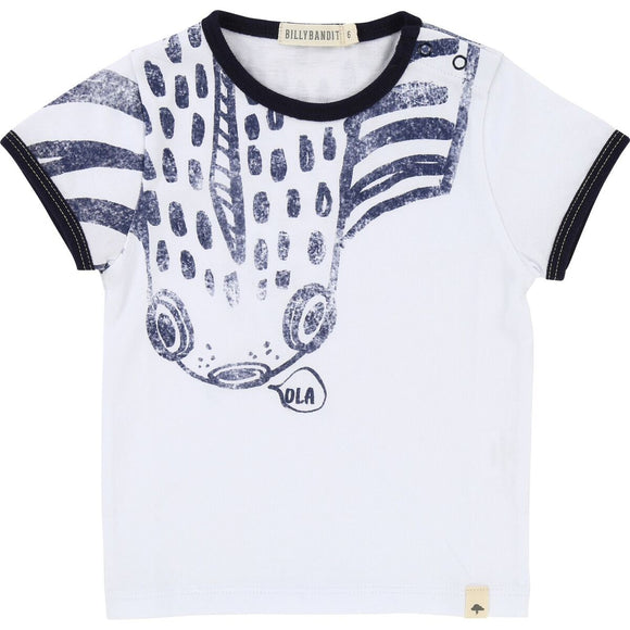 T-shirt poisson V05113