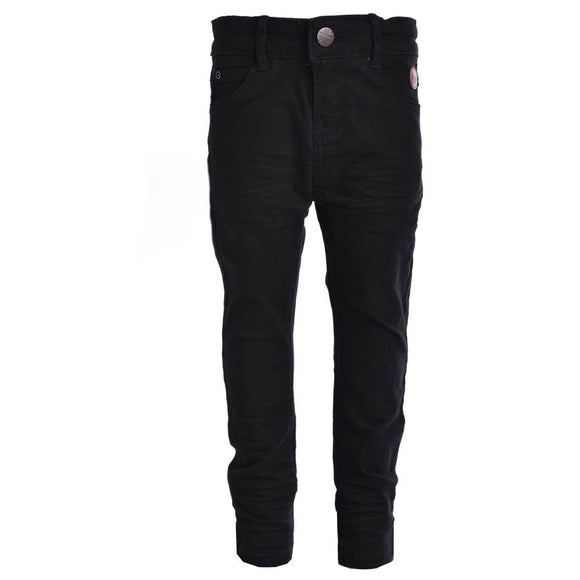 Pantalon Skinny Noir Lp apparel
