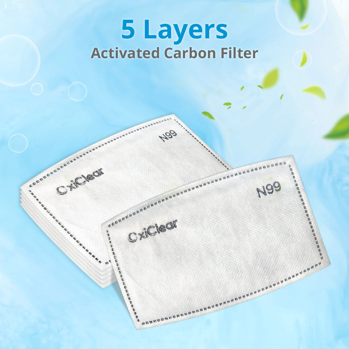 Refill Filters - Pack of 20