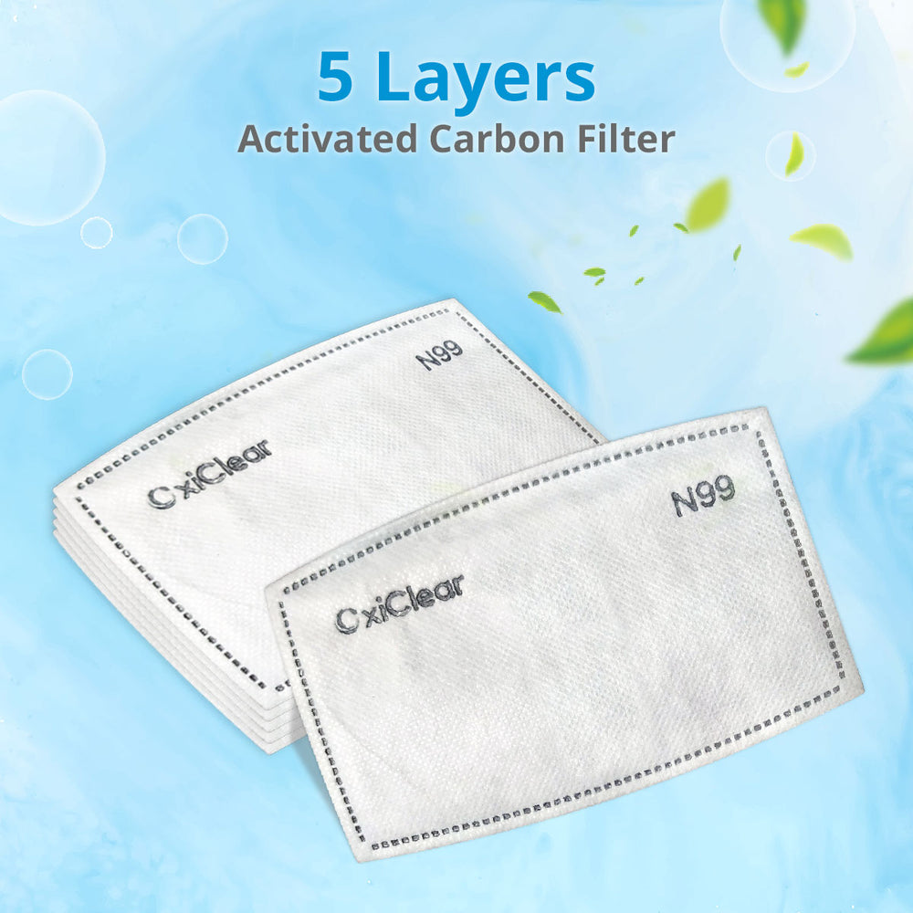 Refill Filters - Pack of 5