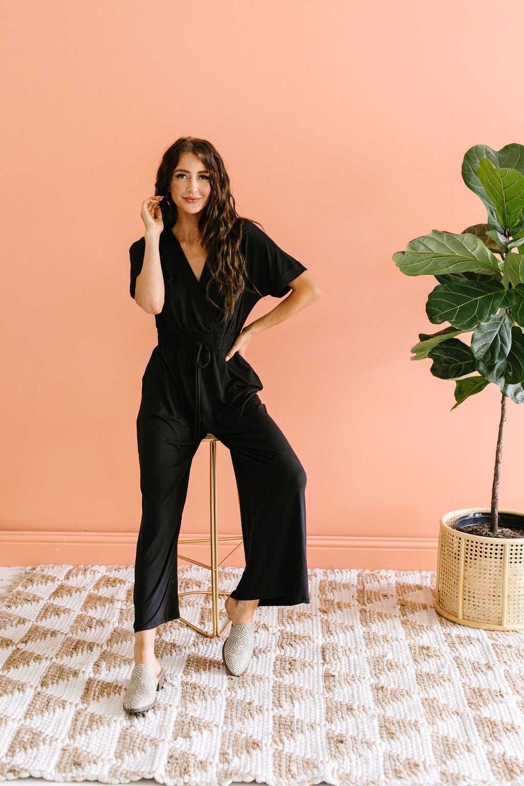 Way Of Life Jumpsuit