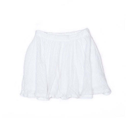 WHITE GINGER RARA SKIRT