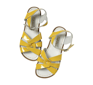 Saltwater Sandals - Baby - Yellow