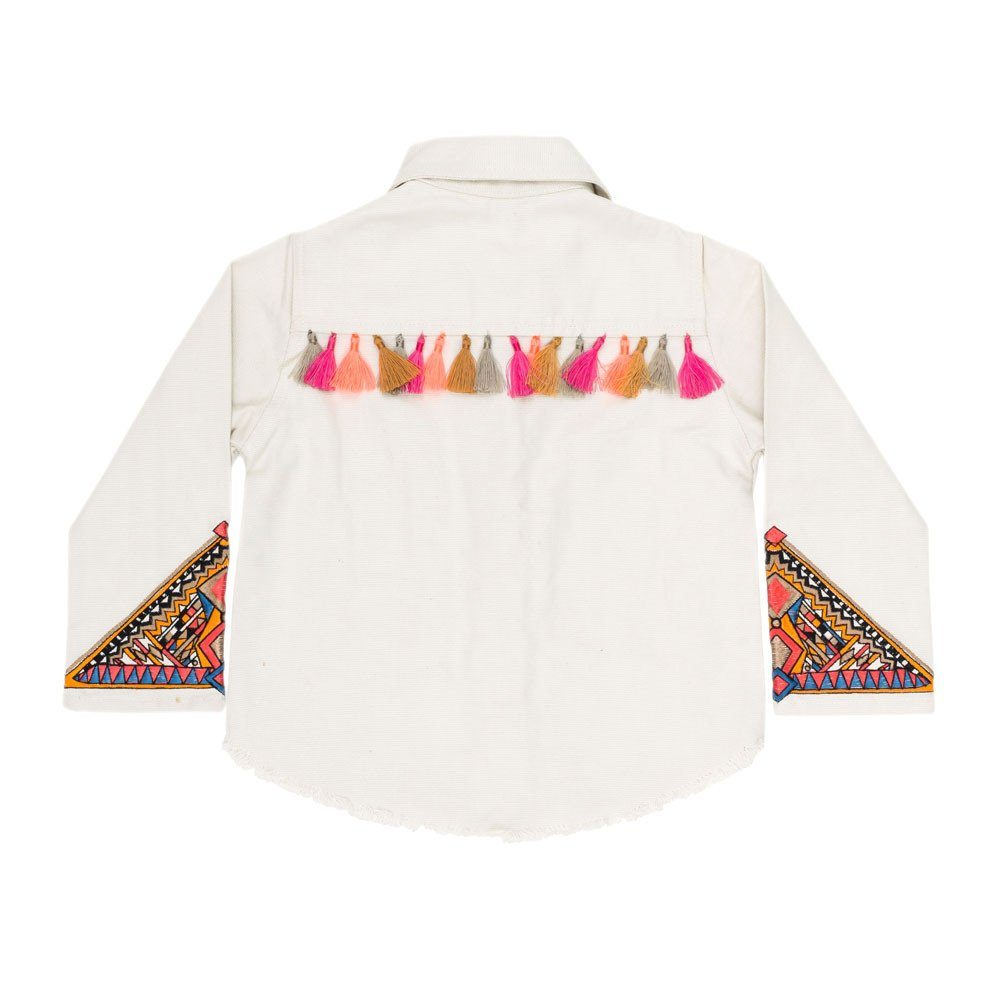 SENORITA EMBROIDERED JACKET