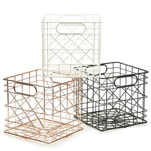 MINI MILK CRATE