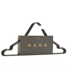 Clothes Hanger Set - Black
