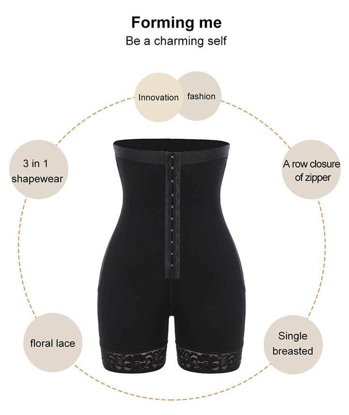 Corset Butt lifter Shaper