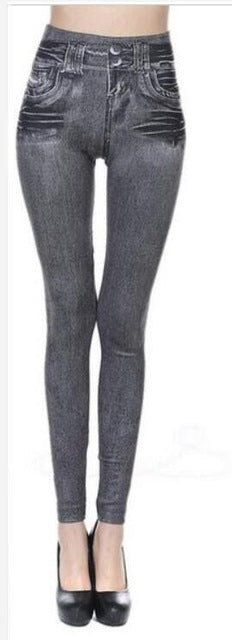 Stretchy Jean Leggings