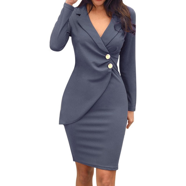 Formal Bodycon Dress