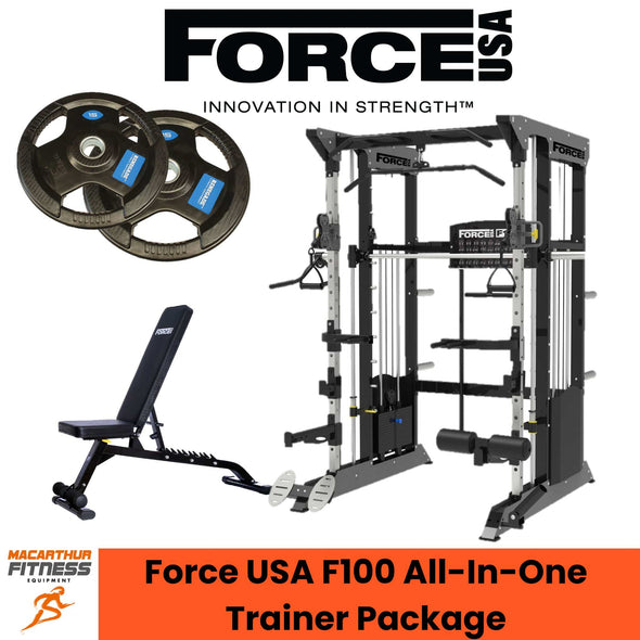Force USA F100 All-In-One Trainer Package