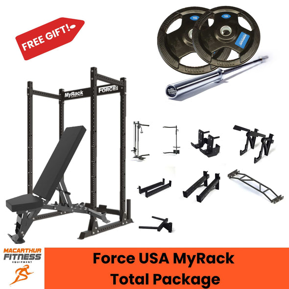 Force USA MyRack Total Package
