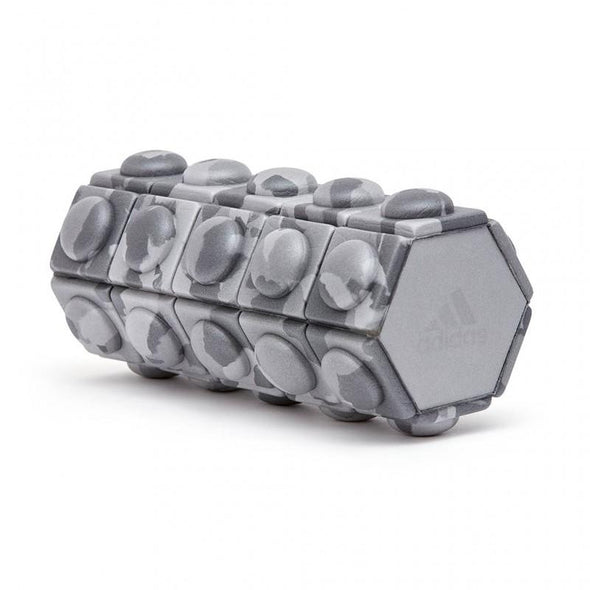Adidas Mini Foam Roller - Grey Camo - Macarthur Fitness Equipment