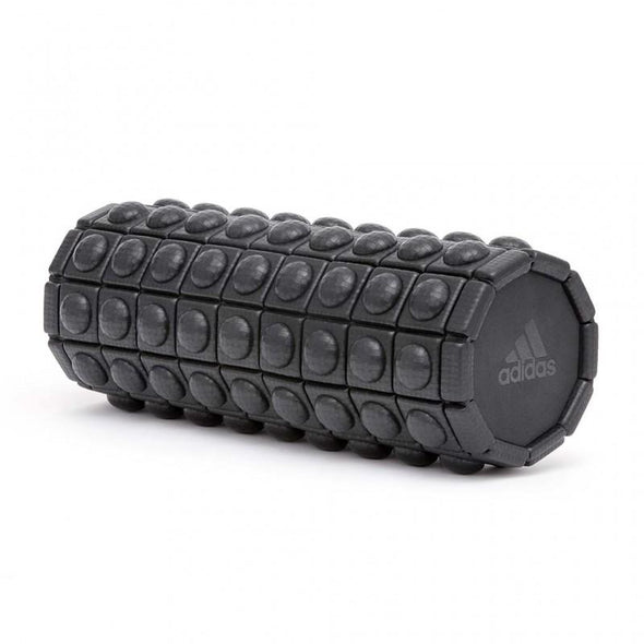 Adidas Textured Foam Roller - Black - Macarthur Fitness Equipment