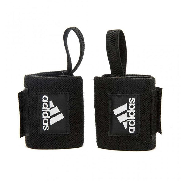 Adidas Wrist Wraps (Pair) - Macarthur Fitness Equipment