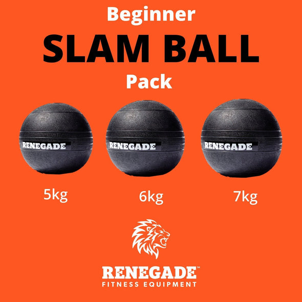 Beginner Slam Ball Pack - Macarthur Fitness Equipment