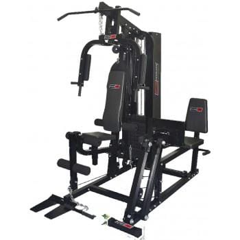 BODYWORX L8000LP 215LB HOME GYM WITH LEG PRESS - Macarthur Fitness Equipment