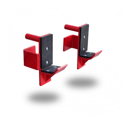 Bodyworx Modular Rack J-Hooks Pair - Macarthur Fitness Equipment