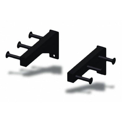 Bodyworx Modular Rack Rubber Band Hooks (Pair) - Macarthur Fitness Equipment