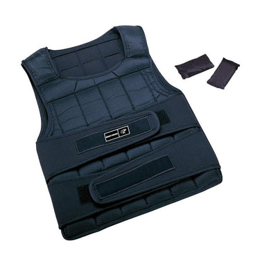 BODYWORX WEIGHT VEST - 10KG - Macarthur Fitness Equipment