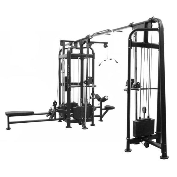 Ffittech Five Station Multi Gym - Macarthur Fitness Equipment