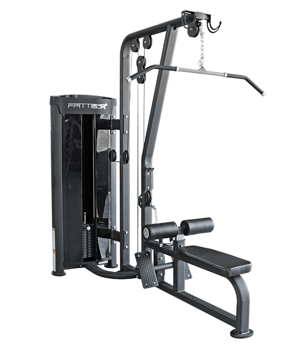 Ffittech Lat Pull Down/Low Row Combo - Macarthur Fitness Equipment